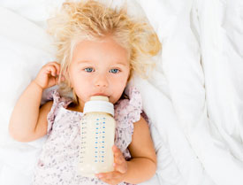 Baby Bottle Tooth Decay - Pediatric Dentist in Plainfield, IL