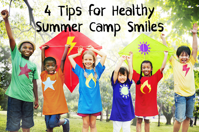 Summer Camp Smiles Featured